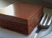 Chocolate Cake Real Teptation (Low-Carb & Keto Recipe)