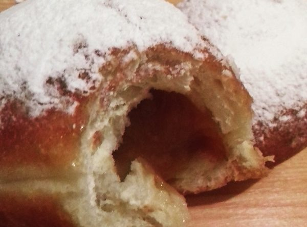 Jam Filled Donuts - Classic Recipe with Apricot Jam