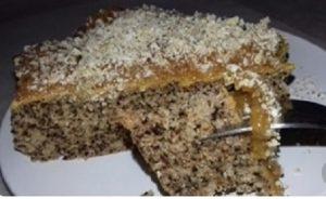 Keto Recipe for Pecan cake