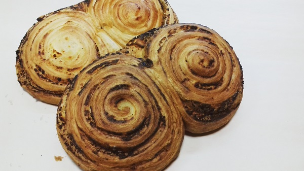 Cinnamon Palmiers with Fathead Dough! Keto-Friendly Recipe
