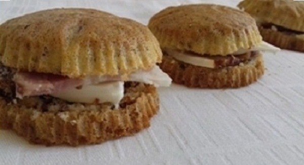 Keto Sandwich Cold Appetizer Perfect For Party Time