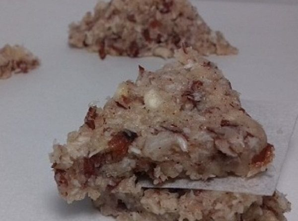 Keto Triangles Rich In Proteins! No Bake Cookies Recipe