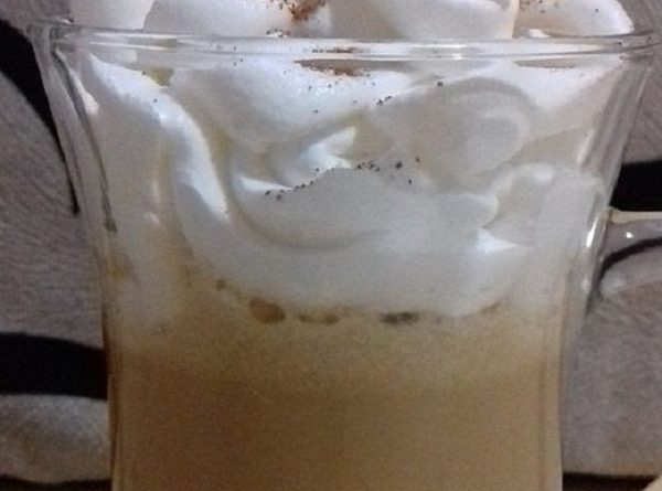 Spiced Low Carb Coffee with Ginger and Cinnamon