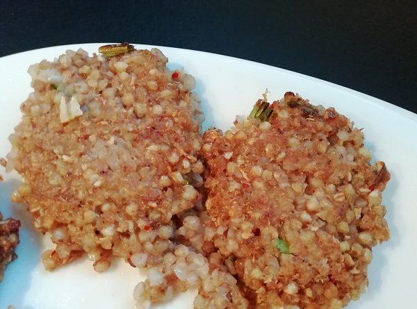 Buckwheat Burgers Healthy, Gluten-Free Easy Recipe