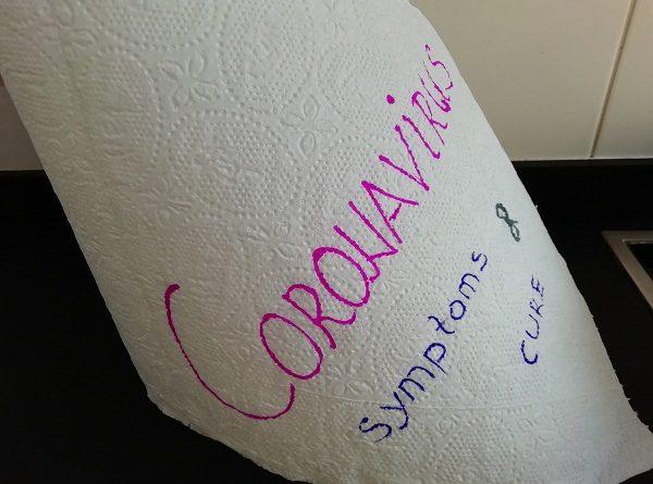 Coronavirus The Main Mild Symptoms and Cure! Be Patient