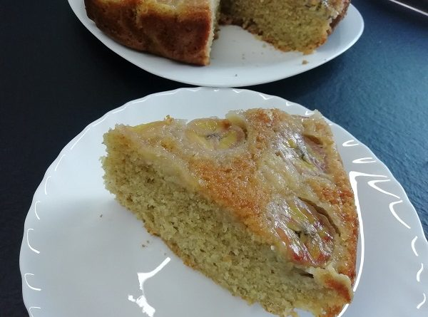 Banana Bread Cake Easy, Tasty Gluten-Free Recipe
