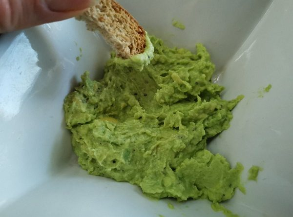 Keto Avocado Dip - Low Carb, Paleo + Vegan Recipe