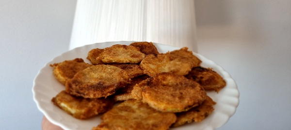 Spelt Zucchini Coins Healthy and Diet-Friendly Recipe