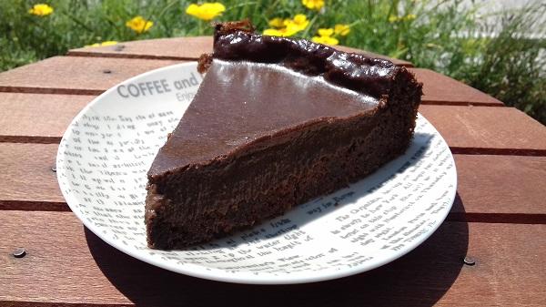 Chocolate Cake Real Temptation (Low-Carb & Keto Recipe)