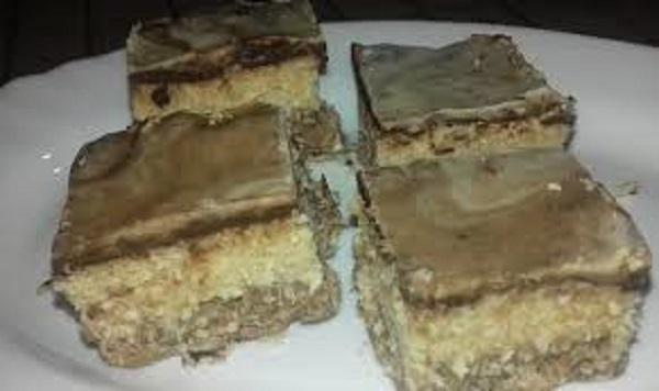Chocolate Coconut Bars - No-Bake, Keto Fat Bombs Recipe