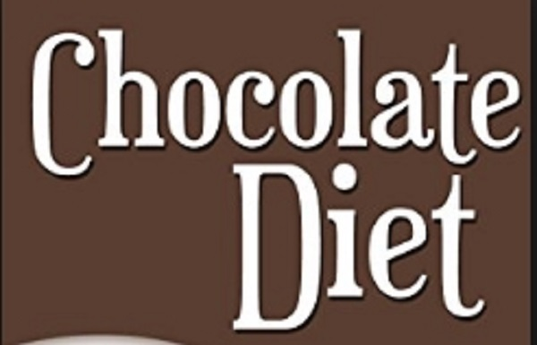 Chocolate Diet for Seven Days! Sweet Way To Lose Weight