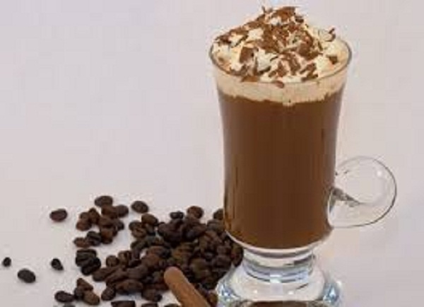 Mocha Iced Coffee Recipe (Keto, Dairy Free, No Sugar Added)