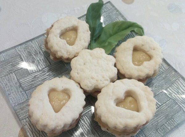 Lemon Cream Sandwich Cookies (Low-Carb, Gluten-Free) Recipe