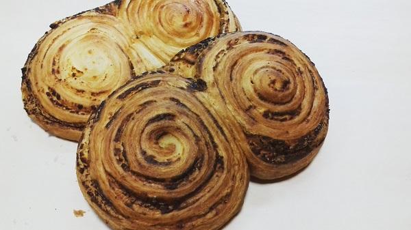 Cinnamon Palmiers with Fathead Dough! Keto-Friendly Recipe