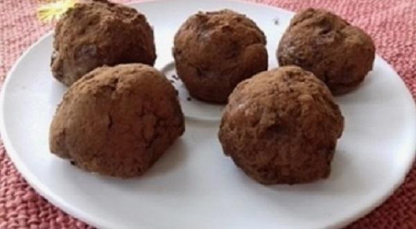 Keto Truffles - Real Chocolate Pleasure with Cocoa
