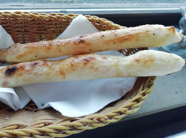 Italian Breadsticks with Gluten-Free Flour. Super Soft