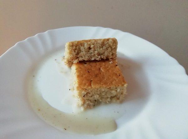 Coconut Custard Pie Low-Carb, Gluten-Free, Dairy-Free Recipe